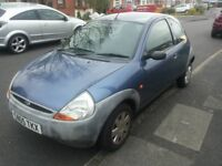 2005 ford ka with only 94000 miles £400 no offers