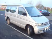 FORD FRIENDEE ( MAZDA BONGO ) CAMPER VAN WITH EXTRAS REDUCED PRICE TO SELL