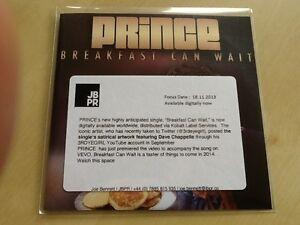 Prince-Breakfast-Can-Wait-CD-PROMO-MINT