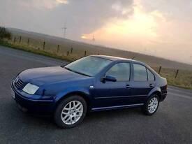 VW bora highline