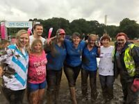 Event Volunteers - Welwyn and Hatfield Race for Life/Pretty Muddy - 2nd & 3rd June