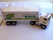 Toy Semi Truck Trailer