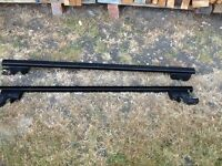 Land Rover Freelander roof bars