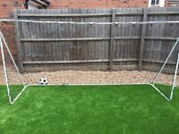Large football net