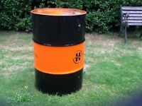 45 gallon steel drum 205 ltr incinerator