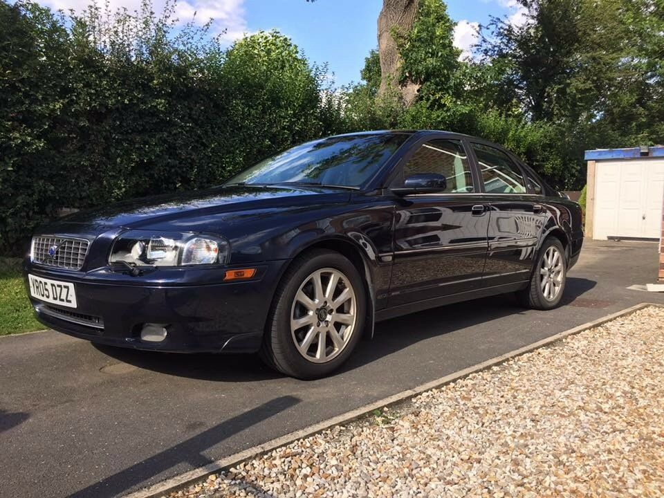 2005 volvo s80 executive g tronic t6 2 9 twin turbo 272. Black Bedroom Furniture Sets. Home Design Ideas