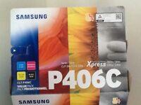 Samsung Printer Xpress cartridges- box of 4