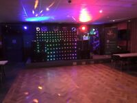 CHALET LED DJ BOOTH AND STAND