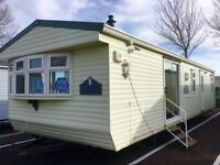 Cheapest Double Glazed & Centrally Heated static caravan FREE 2018 site fee AT Seawick clacton essex