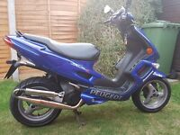 Peugeot Speedfight 100cc Moped