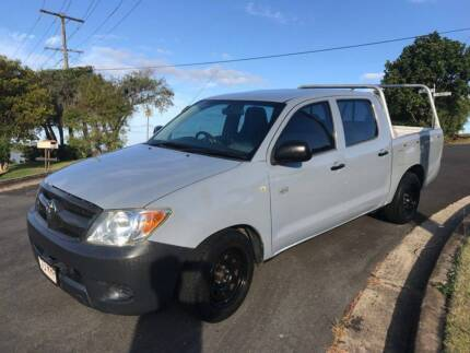 Toyota Hilux workmate 2005 Dual Cab Palm Beach Gold Coast South Preview