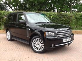 Range Rover autobiography only 52,000 miles with full Range Rover service history.
