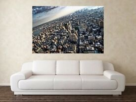 Photo Wall Art/Canvas of New York from Empire State Building