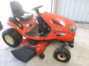 Kubota Ride-on Mower Glenorchy Glenorchy Area Preview