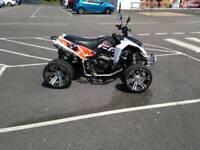 Mad max 250cc quad