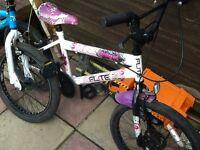 Girls bike Age 6/9 £10