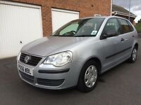 2006 56 Volkswagen Polo 1.2 Petrol 5dr *49,000 Miles* 12 Months MOT