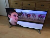 "Toshiba 49"" smart 4k Ultra WiFi freeview"