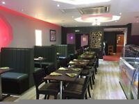 Large newly refurbished restaurant with new 4 bed flat
