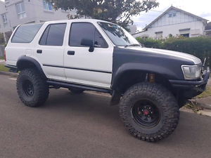 Toyota 4Runner V8 comp truck Ryde Ryde Area Preview