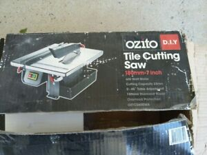 Tile Cutting Saw Westbrook Toowoomba Surrounds Preview