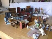 Dolls House Furniture Large Bundle