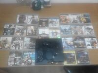PS 3 with 25 games!!!!! NEED TO GONA ASAP!!