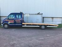 SEAGRAVE RECOVERY 24/7 RECOVERY VEHICLE TRANSPORT