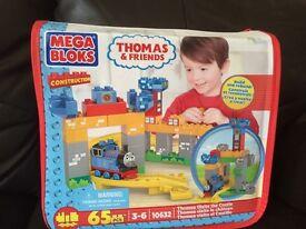 Thomas the tank mega blocks