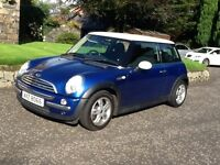 2005 Mini Hatch D E4