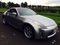 2005 Nissan 350Z (Lower tax band) Sports coupe not swap