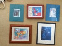 Children's wall pictures