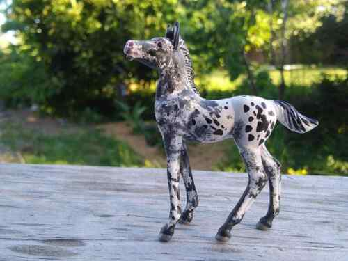 Custom Breyer Horse CM Stablemate SM G3 Standing Foal Baby Filly Colt