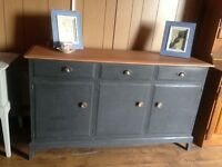 Original Stag sideboard shabby industrial chic
