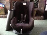 Britax eclipse Childs car seat ,