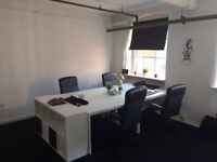 Desk space for rent in Manchester city centre office