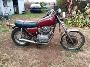 Yamaha xs650 1984 Bacchus Marsh Moorabool Area Preview