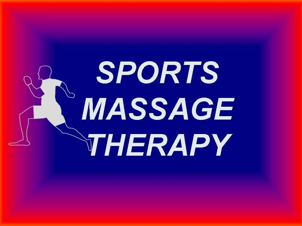 Sports Deep Tissue Massage - £30 per hour