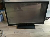 LG 3D TV 42pw450t Spares/Repairs. Powerline Fault
