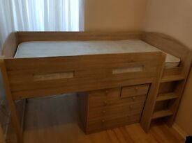 Wayfair Flintshire Cabin Bed