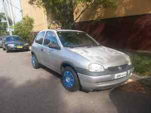 FOR SPARE PARTS ONLY.1999 Holden Barina (OPAL ENGINE) - $700 ono Elizabeth Bay Inner Sydney Preview
