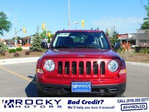 2015 Jeep Patriot - BAD CREDIT APPROVALS