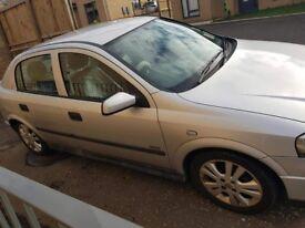 1.6 petrol Vauxhall Astra