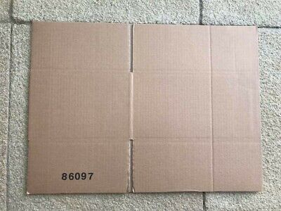 SINGLE WALL CARDBOARD 80 BOXES 12 X 9 X 6 inch(305 x 229 x 152 mm)