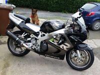1998 Honda CBR900rr Fireblade *VERY CLEAN*