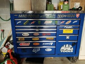 Mac Tools Tech 1000 Tool Box
