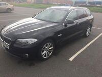 BMW 520D SE Touring ESTATE 2012 REG MANUAL 59000 2X KEYS FULL SERVICE CAT D