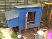 Chicken Coop and equipment ideal starter package