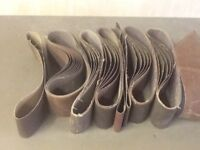 Sanding Belts. 42
