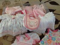 Baby girls cloths